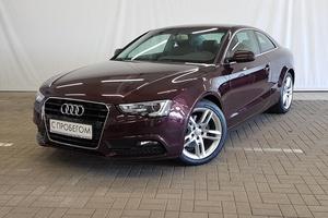 Авто Audi A5, 2014 года выпуска, цена 1 495 000 руб., Санкт-Петербург