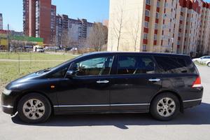 Автомобиль Honda Odyssey, отличное состояние, 2004 года выпуска, цена 370 000 руб., Санкт-Петербург