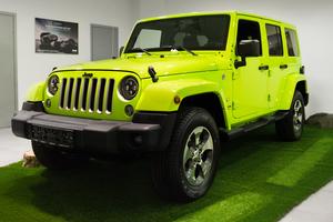 Авто Jeep Wrangler, 2016 года выпуска, цена 3 770 000 руб., Москва