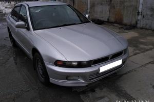 Подержанный автомобиль Mitsubishi Galant, хорошее состояние, 2003 года выпуска, цена 200 000 руб., Югорск