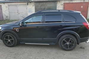 Автомобиль Chevrolet Captiva, хорошее состояние, 2007 года выпуска, цена 600 000 руб., Фрязино