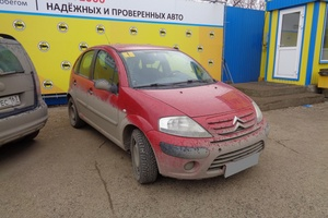 Авто Citroen C3, 2007 года выпуска, цена 230 000 руб., Самара