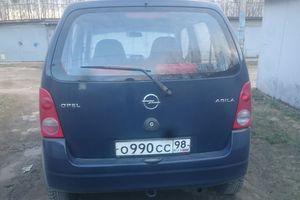 Автомобиль Opel Agila, хорошее состояние, 2001 года выпуска, цена 150 000 руб., Санкт-Петербург