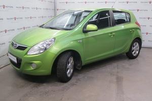 Авто Hyundai i20, 2010 года выпуска, цена 360 000 руб., Москва