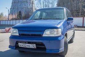 Автомобиль Nissan Cube, хорошее состояние, 2000 года выпуска, цена 150 000 руб., Тюмень
