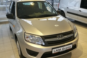 Авто ВАЗ (Lada) Granta, 2017 года выпуска, цена 408 700 руб., Санкт-Петербург