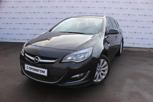 Авто Opel Astra, 2012 года выпуска, цена 545 000 руб., Москва