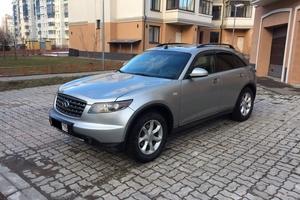 Подержанный автомобиль Infiniti FX-Series, отличное состояние, 2003 года выпуска, цена 500 000 руб., Красногорск