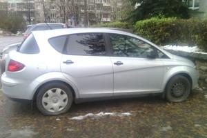 Автомобиль SEAT Toledo, среднее состояние, 2008 года выпуска, цена 160 000 руб., Серпухов