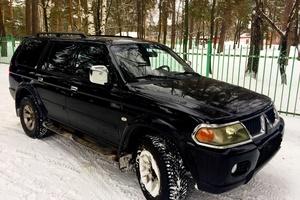 Подержанный автомобиль Mitsubishi Pajero Sport, хорошее состояние, 2005 года выпуска, цена 520 000 руб., Озеры