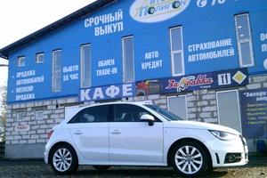 Подержанный автомобиль Audi A1, отличное состояние, 2012 года выпуска, цена 655 000 руб., Ярославль