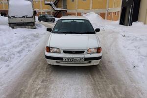Автомобиль Toyota Tercel, отличное состояние, 1995 года выпуска, цена 120 000 руб., Полысаево