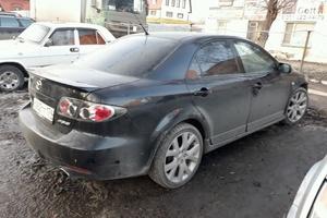 Подержанный автомобиль Mazda 6, битый состояние, 2006 года выпуска, цена 255 555 руб., Челябинск