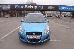 Автомобиль Suzuki Splash, хорошее состояние, 2012 года выпуска, цена 500 000 руб., Барнаул