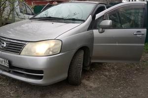 Автомобиль Nissan Liberty, хорошее состояние, 2002 года выпуска, цена 185 000 руб., Тверь
