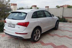 Подержанный автомобиль Audi Q5, отличное состояние, 2012 года выпуска, цена 2 000 000 руб., Анапа