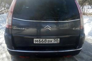Автомобиль Citroen C4 Picasso, хорошее состояние, 2009 года выпуска, цена 470 000 руб., Зарайск