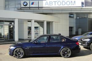 Авто BMW M3, 2016 года выпуска, цена 4 400 000 руб., Москва