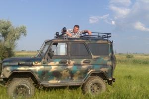 Автомобиль УАЗ 469, хорошее состояние, 1980 года выпуска, цена 250 000 руб., Саратов