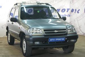 Авто Chevrolet Niva, 2008 года выпуска, цена 229 000 руб., Москва