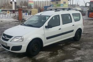 Подержанный автомобиль ВАЗ (Lada) Largus, отличное состояние, 2015 года выпуска, цена 430 000 руб., Набережные Челны