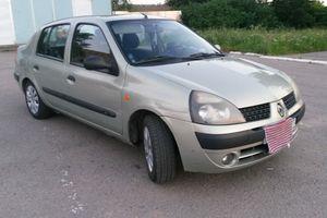 Автомобиль Renault Thalia, хорошее состояние, 2002 года выпуска, цена 170 000 руб., Москва