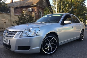 Автомобиль Cadillac BLS, отличное состояние, 2006 года выпуска, цена 480 000 руб., Астраханская область