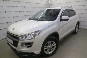 Авто Peugeot 4008, 2012 года выпуска, цена 780 276 руб., Москва