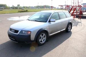 Подержанный автомобиль Audi Allroad, хорошее состояние, 2004 года выпуска, цена 350 000 руб., Краснодар
