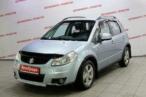 Авто Suzuki SX4, 2009 года выпуска, цена 399 000 руб., Москва