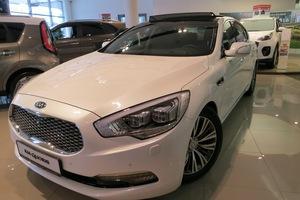 Авто Kia Quoris, 2015 года выпуска, цена 3 163 300 руб., Москва
