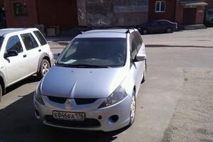 Автомобиль Mitsubishi Grandis, хорошее состояние, 2006 года выпуска, цена 450 000 руб., Санкт-Петербург