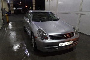 Автомобиль Nissan Skyline, хорошее состояние, 2001 года выпуска, цена 260 000 руб., Краснодар