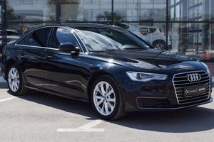 Подержанный автомобиль Audi A6, отличное состояние, 2015 года выпуска, цена 1 790 000 руб., Ростов-на-Дону