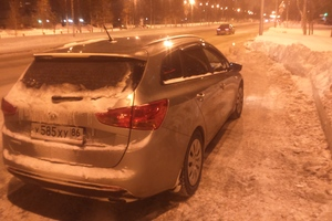 Подержанный автомобиль Kia Cee'd, отличное состояние, 2016 года выпуска, цена 950 000 руб., Нижневартовск