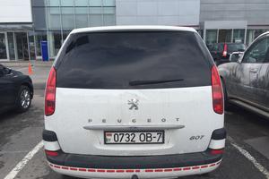 Автомобиль Peugeot 807, хорошее состояние, 2003 года выпуска, цена 360 000 руб., Санкт-Петербург