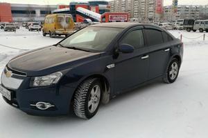 Подержанный автомобиль Chevrolet Cruze, хорошее состояние, 2011 года выпуска, цена 530 000 руб., ао. Ханты-Мансийский Автономный округ - Югра