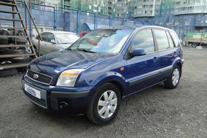 Авто Ford Fusion, 2007 года выпуска, цена 269 900 руб., Санкт-Петербург