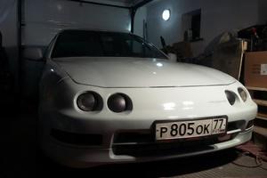 Автомобиль Honda Integra, хорошее состояние, 1993 года выпуска, цена 160 000 руб., Москва