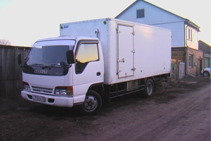 Автомобиль Isuzu N-Series, хорошее состояние, 1995 года выпуска, цена 630 000 руб., Абакан