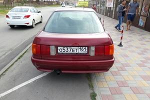 Подержанный автомобиль Audi 80, хорошее состояние, 1990 года выпуска, цена 70 000 руб., Ростов-на-Дону