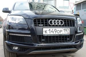Автомобиль Audi Q7, отличное состояние, 2011 года выпуска, цена 1 927 000 руб., Москва
