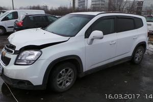 Авто Chevrolet Orlando, 2013 года выпуска, цена 440 000 руб., Москва