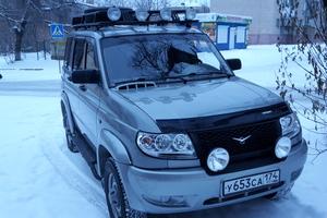 Автомобиль УАЗ Patriot, отличное состояние, 2012 года выпуска, цена 650 000 руб., Челябинск