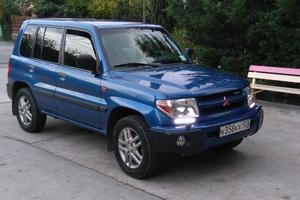 Автомобиль Mitsubishi Pajero Pinin, хорошее состояние, 2001 года выпуска, цена 370 000 руб., Сочи