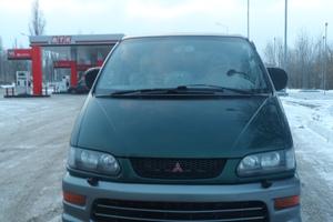 Автомобиль Mitsubishi Space Gear, хорошее состояние, 1998 года выпуска, цена 590 000 руб., Воронеж