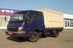 Авто Kia Bongo, 2003 года выпуска, цена 235 000 руб., Москва
