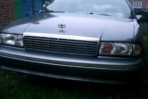 Автомобиль Chevrolet Caprice, среднее состояние, 1992 года выпуска, цена 150 000 руб., Краснодар