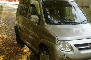 Автомобиль Mitsubishi Toppo, среднее состояние, 1999 года выпуска, цена 70 000 руб., Оренбургская область