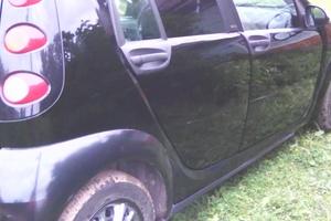 Подержанный автомобиль Smart Forfour, хорошее состояние, 2004 года выпуска, цена 195 000 руб., Смоленск